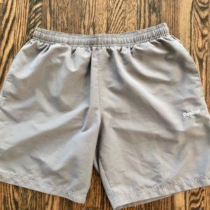 Other - NWOT: Reebock grey shorts